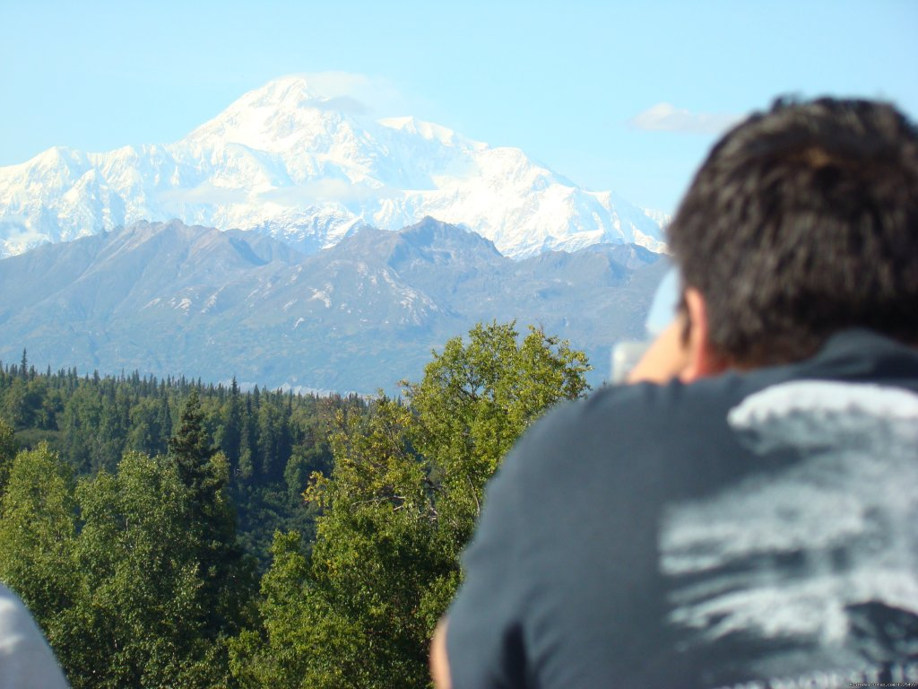 Mount McKinley views | Image #14/17 | Salmon Berry Travel & Tours
