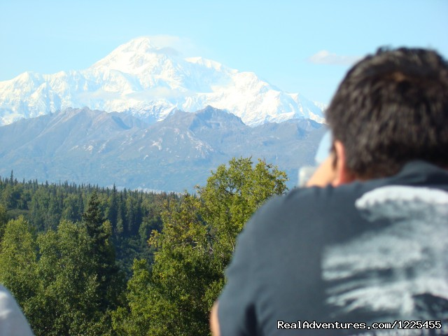 Mount McKinley views (#17 of 20) - Salmon Berry Tours