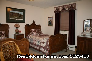The Toklat Room - Big Bear Bed & Breakfast