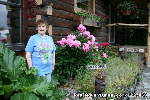 Carol Ross, Owner - Big Bear Bed & Breakfast
