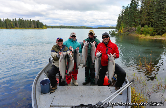 Kenai River Silvers - Alaska's Destination for Adventure