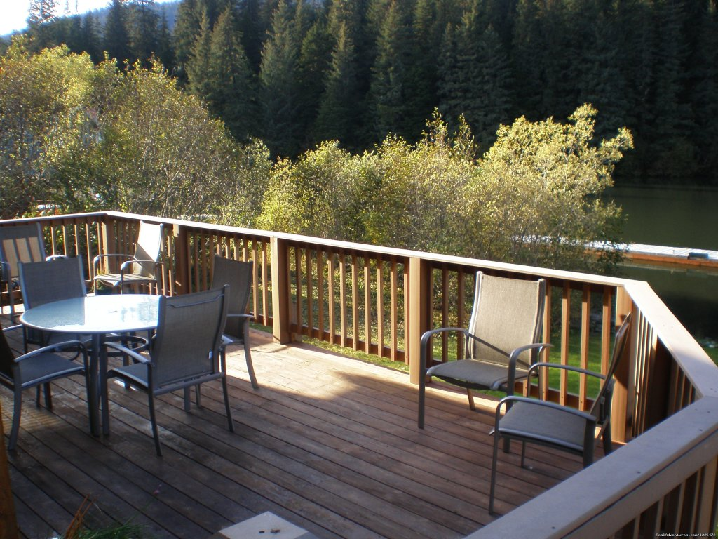 Upper Deck | Image #7/17 | Bear Lake Lodgings B&B