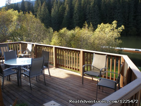 Upper Deck - Bear Lake Lodgings B&B