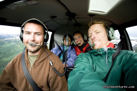 Alpine Air Alaska, Inc. Girdwood, Alaska Sight-Seeing Tours
