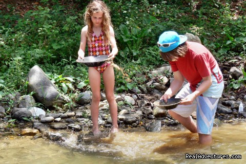 - Gold Panning adventures in Dominican Republic