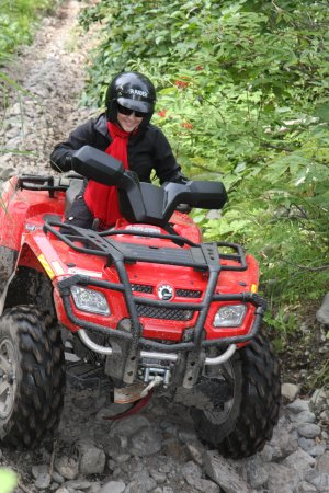 Alaska ATV Adventures Girdwood area, Alaska ATV Trips