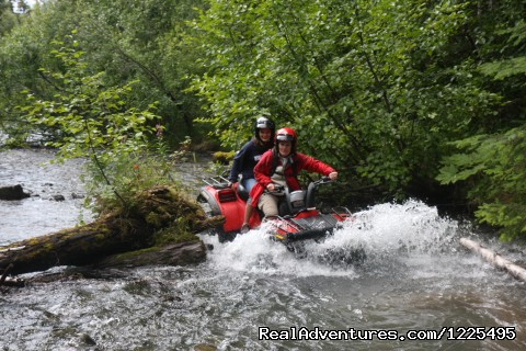 Image #3 of 6 - Alaska ATV Adventures