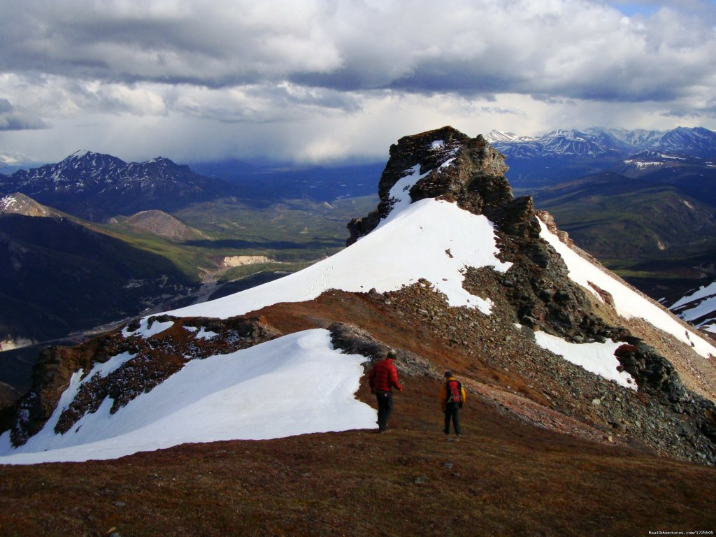 Hiking in Denali National Park | Image #2/6 | Extraordinary Adventure Vacations in Alaska