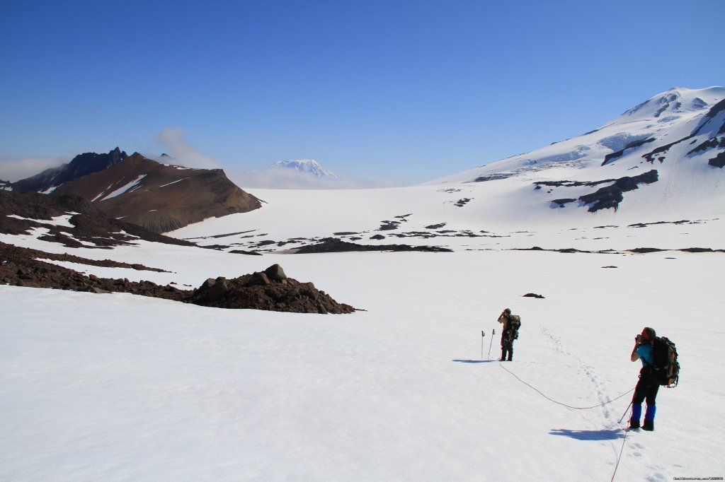 Mountaineering in Katmai National Park | Image #5/6 | Extraordinary Adventure Vacations in Alaska