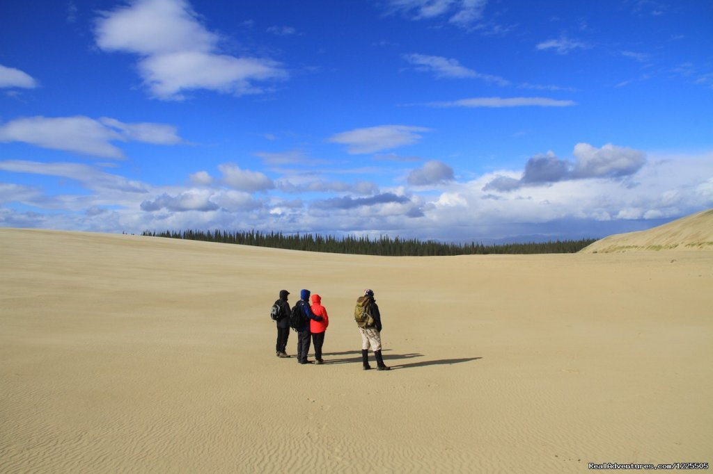 Hiking in Kobuk Valley National Park | Image #6/6 | Extraordinary Adventure Vacations in Alaska