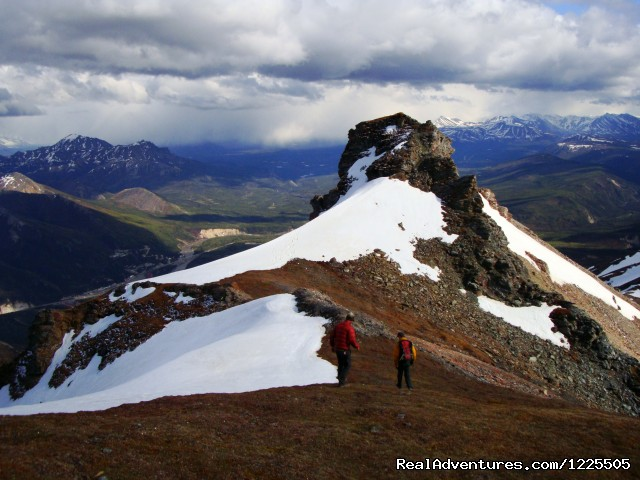 Hiking in Denali National Park - Extraordinary Adventure Vacations in Alaska