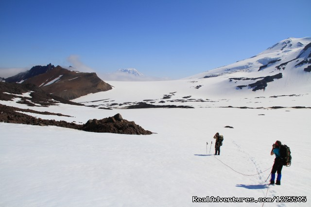 Mountaineering in Katmai National Park - Extraordinary Adventure Vacations in Alaska