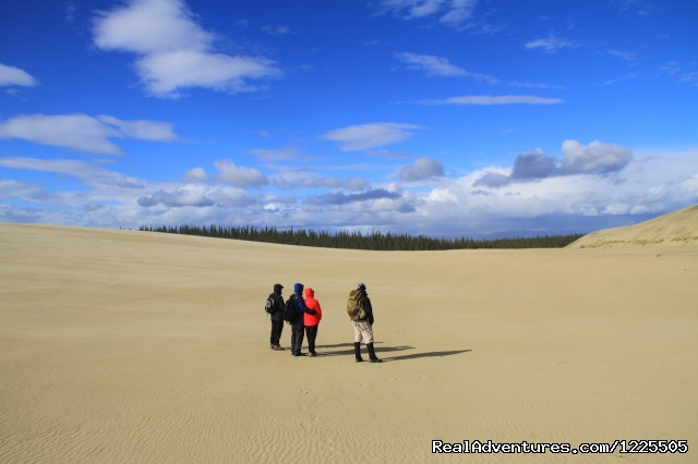 Hiking in Kobuk Valley National Park - Extraordinary Adventure Vacations in Alaska