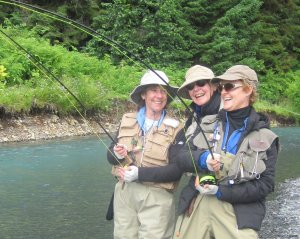 Get Started Fly Fishing with us in Alaska Far North, Alaska Fishing Trips