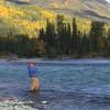 Alaska River Adventures Fall fishing on the Upper Kenai River