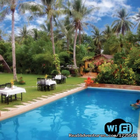 Paradise Eco Resort Siem Reap: Paradise Eco Resort- Swimming Pool