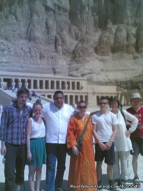 Egypt Quality Holidays provides many tourism services including hotel reservations, Nile River cruises, meditation programs, safari trips, hotair balloon rides and more. We guarantee competitive rates and perfect, friendly service.