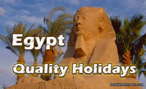 Egypt Quality Holidays Our front view