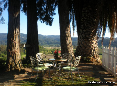 Napa Valley View at Hillcrest Country Inn - Napa Valley's Destination Getaway at Hillcrest B&B