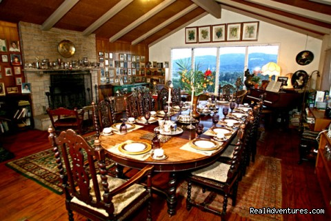 Interior at Hillcrest Country Inn - Napa Valley's Destination Getaway at Hillcrest B&B