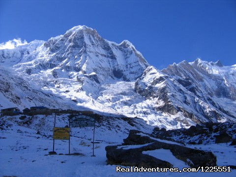Image #1 of 14 - Annapurna  Base Camp Trek