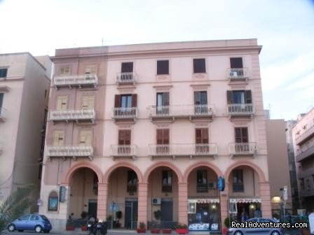 B&B Belveliero Trapani harbour/old town