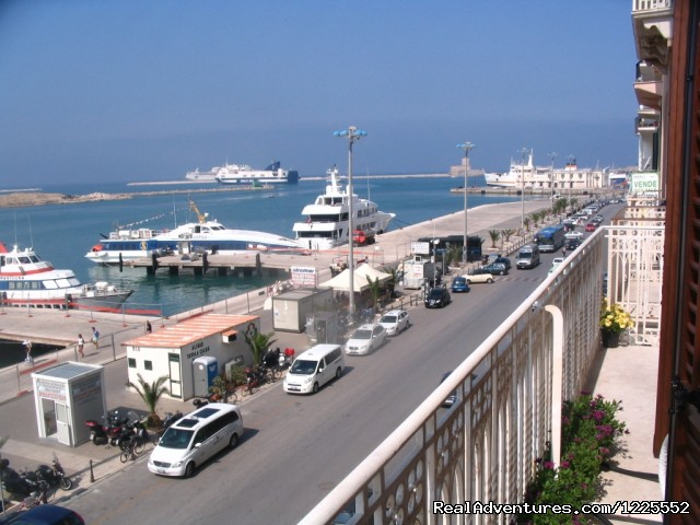 - B&B Belveliero Trapani harbour/old town