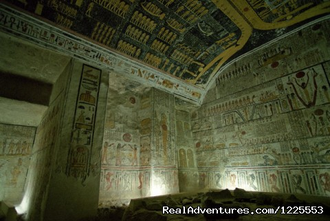 Day trip to Luxor Valley of Kings from Hurghada