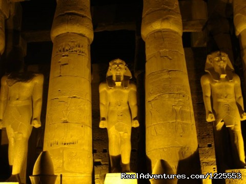 Karnak Luxor - Day trip to Luxor Valley of Kings from Hurghada