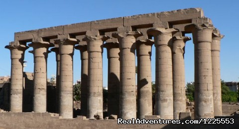 Luxor Temple - Day trip to Luxor Valley of Kings from Hurghada