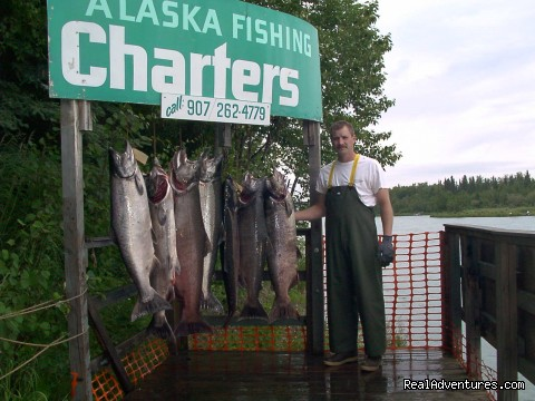 Nice Kings - A Alaska Fishing Lodge and Soldotna B&B