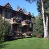 A Alaska Fishing Lodge and Soldotna B&B Riverview side of lodge