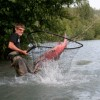 Fishing Copper River Salmon for over 30 years Catch of the Day!