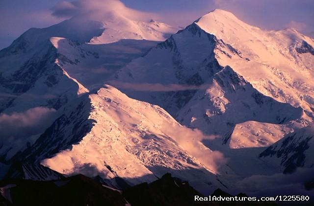 Denali in Alpenglow (#6 of 7) - Kantishna Air Taxi
