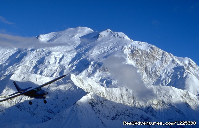 In the shadow of Denali - Kantishna Air Taxi