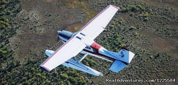 Sky Trekking Alaska Floatplane (#15 of 25) - Sky Trekking Alaska