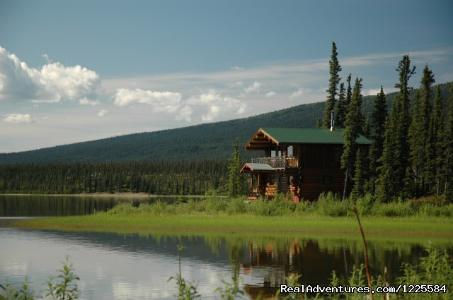 Iniakuk Lake WIlderness Lodge - Sky Trekking Alaska