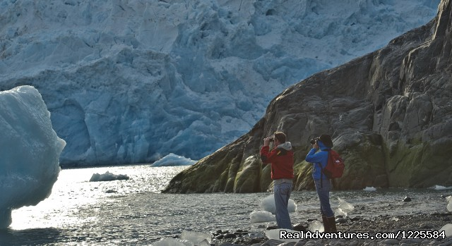 Prince William Sound Tidewater Glacier (#7 of 25) - Sky Trekking Alaska