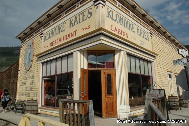 Klondike Kates - Dawson City (#19 of 25) - Sky Trekking Alaska