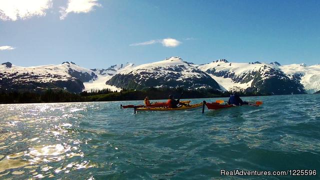 Alaska Kayak Academy Blackstone Bay, Alaska