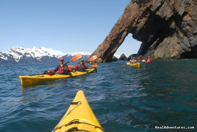 We are a small Alaskan company providing quality paddling experiences in Resurrection Bay and Kenai Fjords National Park. Since 1996 we have been introducing paddlers to the wonders of coastal Alaska, Resurrection Bay and Kenai Fjords National Park.