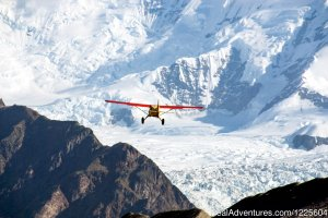 Wrangell Mountain Air McCarthy, Alaska Scenic Flights
