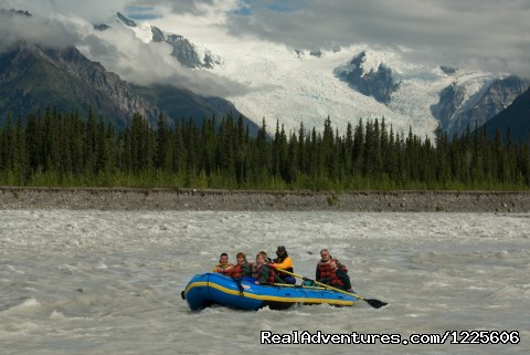 One day raft and flightsee adventure (#7 of 23) - Adventure Guides in Wrangell-St. Elias NP
