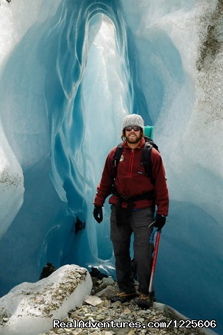 Amazing Glacial Features - Adventure Guides in Wrangell-St. Elias NP