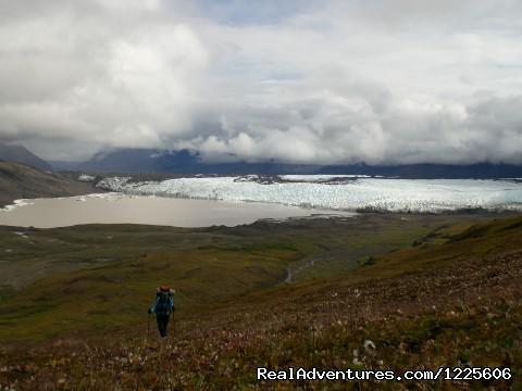 Hiking near Skolai Pass (#11 of 23) - Adventure Guides in Wrangell-St. Elias NP