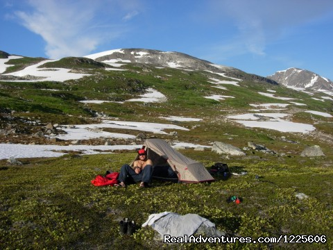 Camping near Iceberg Lake (#12 of 23) - Adventure Guides in Wrangell-St. Elias NP