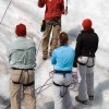 Teaching Ice Climbing to beginners