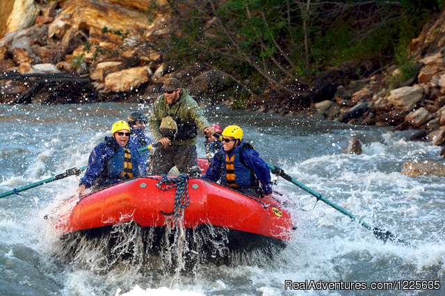 Alaska Adventure Tours at Denali Outdoor Center