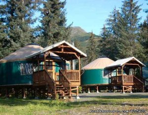 Sourdough Sue's Bear Lake Lodging Seward, Alaska Vacation Rentals