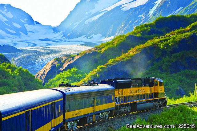Alaska Railroad: Scenic Rail to Great Destinations